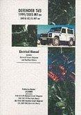 Land Rover Defender Td5 Electrical Manual