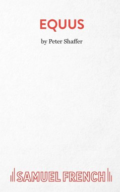 an analysis of equus by peter shaffers An explosive play that took critics and audiences by storm and became a world- wide sensation upon its release, equus is peter shaffer's.