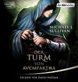 Der Turm von Avempartha / Riyria Bd.2 (MP3-Download)