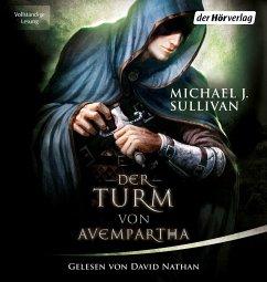 Der Turm von Avempartha / Riyria Bd.2 (MP3-Download) - Sullivan, Michael J.