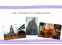Inde : chronique d'un voyage annoncé - version collection