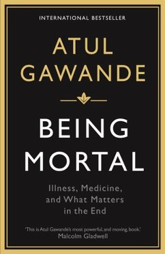 Being Mortal - Gawande, Atul