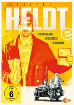 Heldt - Staffel 1 - 2 Disc DVD - Heldt