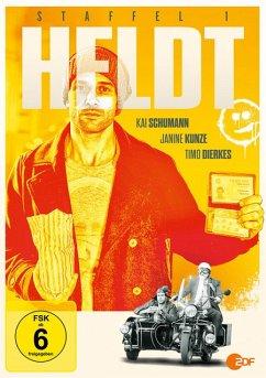 Heldt - Staffel 1 (2 Discs)