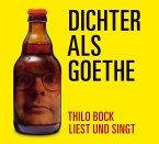 Dichter als Goethe, 1 Audio-CD