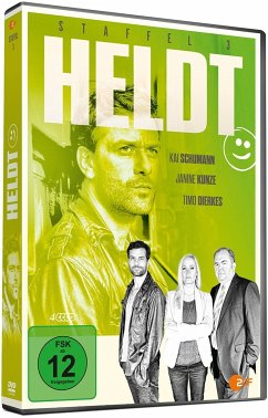 Heldt - Staffel 3 (4 Discs)