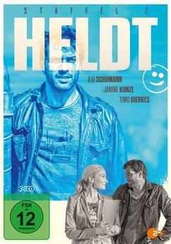 Heldt - Staffel 2. DVD-Box - Heldt