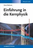Einführung in die Kernphysik (eBook, ePUB)