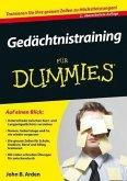Gedächtnistraining für Dummies (eBook, ePUB)