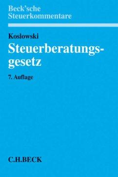 Steuerberatungsgesetz - Koslowski, Günter