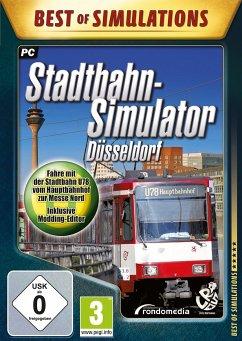 Stadtbahn-Simulator Düsseldorf (PC)