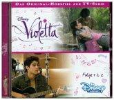 Violetta, 1 Audio-CD