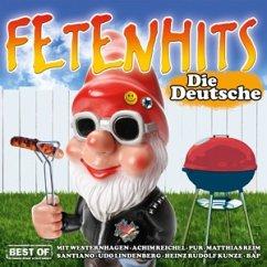 Fetenhits - Die Deutsche - Best Of (3cd) - Diverse