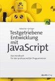 Testgetriebene Entwicklung mit JavaScript (eBook, PDF)