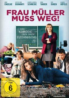 Frau Müller muss weg (DVD) - Keine Informationen