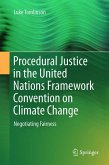 Procedural Justice in the United Nations Framework Convention on Climate Change