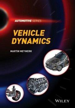 Vehicle Dynamics - Meywerk, Martin