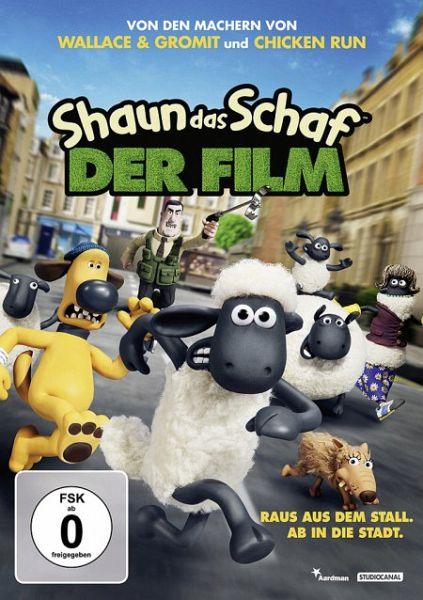 Shaun Das Schaf Der Film Auf Dvd Portofrei Bei Bucher De