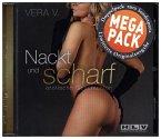 Nackt und scharf - Megapack Vol. 1&2, 2 Audio-CDs
