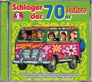 Schlager der 70er jahre cd for Gartengestaltung 70er jahre