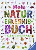 Mein Natur-Erlebnisbuch (Mängelexemplar)