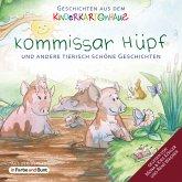 Kommissar Hüpf und andere tierisch schöne Geschichten (MP3-Download)