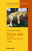 Stress ade (eBook, PDF)