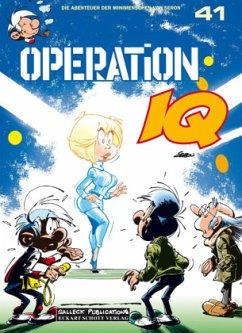 Die Abenteuer der Minimenschen - Operation IQ - Seron, Pierre