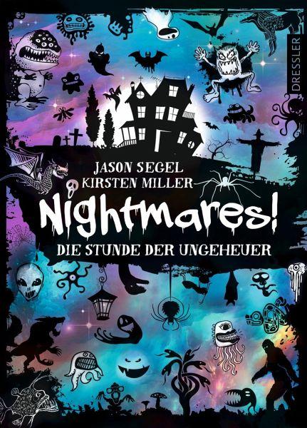 Buch-Reihe Nightmares!