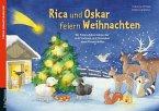 Rica und Oskar feiern Weihnachten