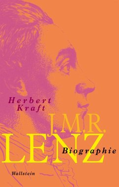 J.M.R. Lenz (eBook, ePUB) - Kraft, Herbert