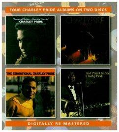 Songs Of Pride/In Person/Sensational/Just Plain - Pride,Charley