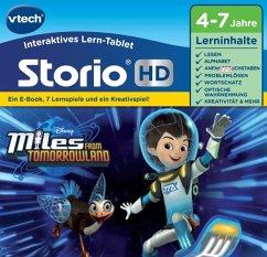 VTech 80-274404 - Lernspiel für Tablet, Miles von Morgen (TV)