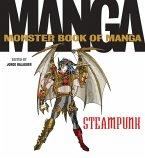 The Monster Book of Manga Steampunk Gothic (eBook, ePUB)