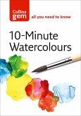 10-Minute Watercolours (Collins Gem) (eBook, ePUB)