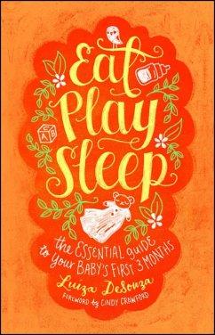 Eat, Play, Sleep (eBook, ePUB) - DeSouza, Luiza