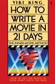 How to Write a Movie in 21 Days (eBook, ePUB)