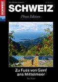 Zu Fuss von Genf ans Mittelmeer (eBook, PDF)