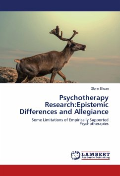 Psychotherapy Research:Epistemic Differences and Allegiance