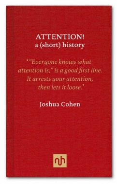 ATTENTION! - Cohen, Joshua