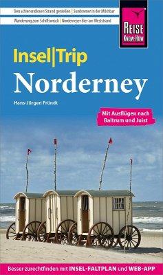 Reise Know-How InselTrip Norderney (eBook, PDF) - Fründt, Hans-Jürgen