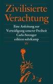 Zivilisierte Verachtung (eBook, ePUB)
