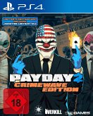 Payday 2 - Crimewave Edition (PlayStation 4)