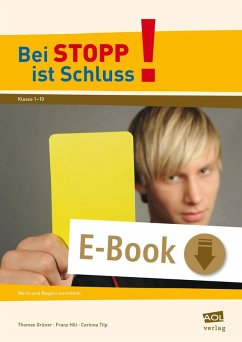 Bei STOPP ist Schluss! (eBook, PDF) - Grüner, Thomas; Hilt, Franz; Tilp, Corinna