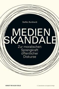 Medienskandale (eBook, PDF) - Burkhardt, Steffen