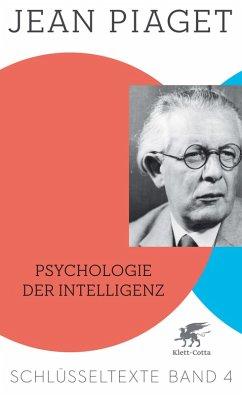 Psychologie der Intelligenz (eBook, ePUB) - Piaget, Jean