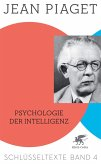 Psychologie der Intelligenz (eBook, PDF)