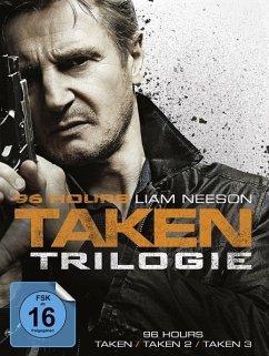 96 Hours - Taken Trilogie (3 Discs)
