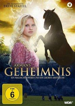 Armans Geheimnis - Die komplette erste Staffel - 2 Disc DVD - Diverse