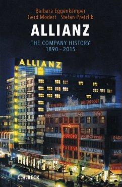 Allianz (eBook, ePUB) - Eggenkämper, Barbara; Pretzlik, Stefan; Modert, Gerd